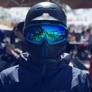 Ruroc Chaos Ice Helmet & Googles